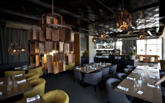 Villa Restaurant, Norrkoping, Sweden